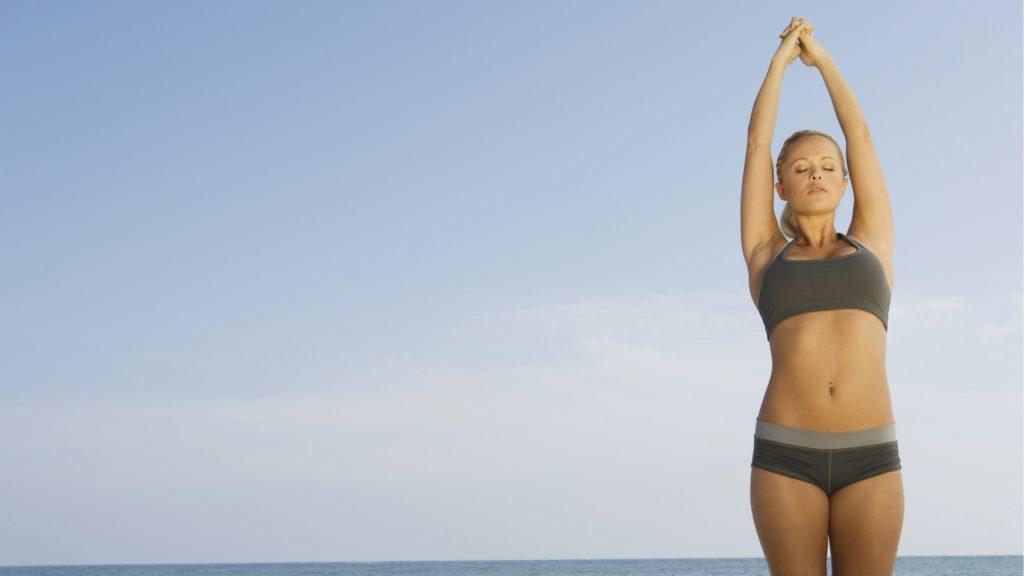 minder calorieen eten voor een strakke buik