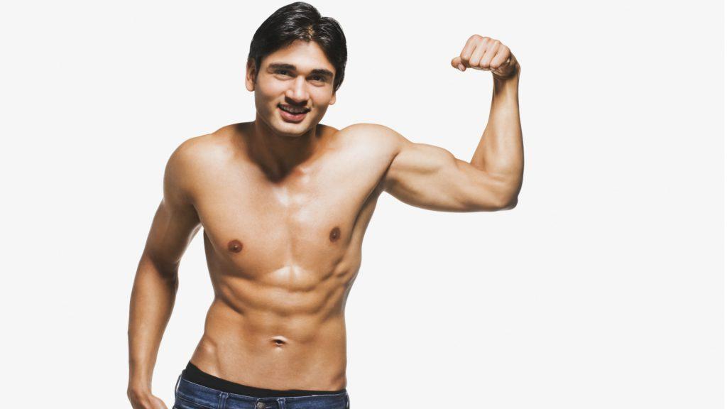 afvallen buik met fitness